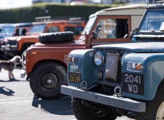 This year, Trans Terras takes its Landy show to the coast