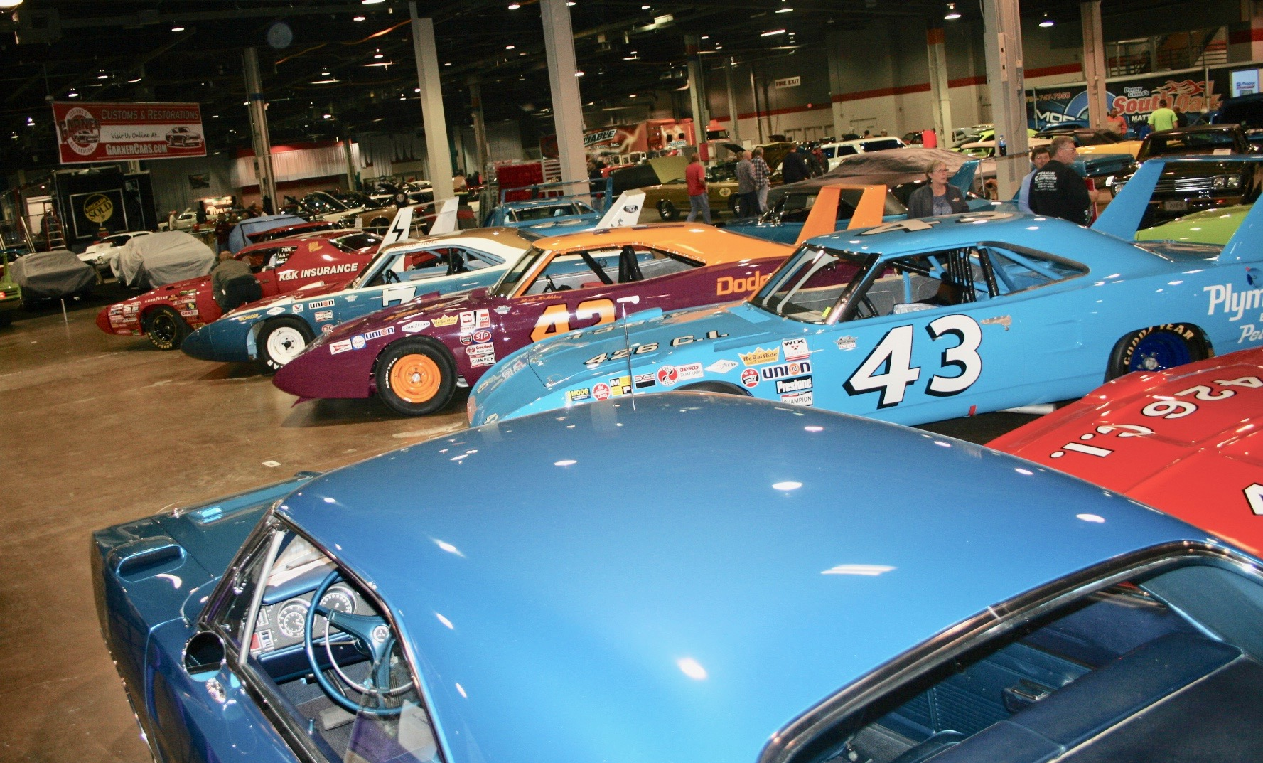Perfection is easy to find at Muscle Car and Corvette Nationals