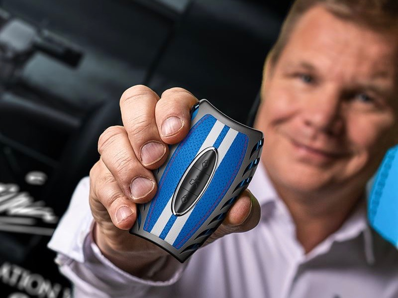 Compared to $550,000 Phantom fob, an $11,000 car key seems a bargain