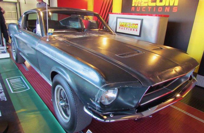 Sean Kiernan explains why he's selling the Bullitt-movie Mustang