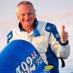 challenger 2 speed record mecum danny