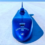 challenger 2 speed record mecum front 2