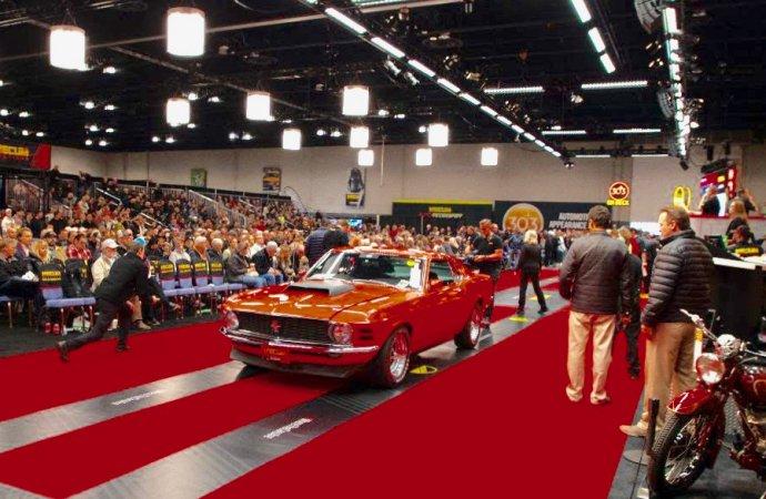 Mecum posts $18.3 million in sales at Chicago auction