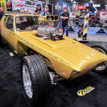 Can an AMC Gremlin become a cool hot rod?
