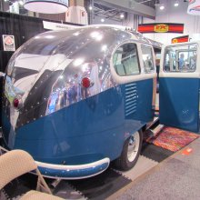 SEMA Seen: Randy Grubb's 1959 VW bus/camper