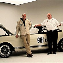 Jay Leno hosts 1965 Ford Shelby GT350R built by Original Venice Crew