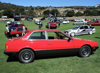 RADwood hosts bodacious SoCal car show, Pebble Beach Concours gives back