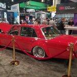 1969 Wide-body Mercedes 280SEL