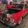 SEMA Seen: 1969 Wide-body Mercedes 280SEL