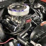 mustang Mach 1 engine