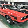 James Bond car: 1972 Mustang Mach 1