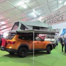 Trending: Overlanding takes you off-road and off-ground
