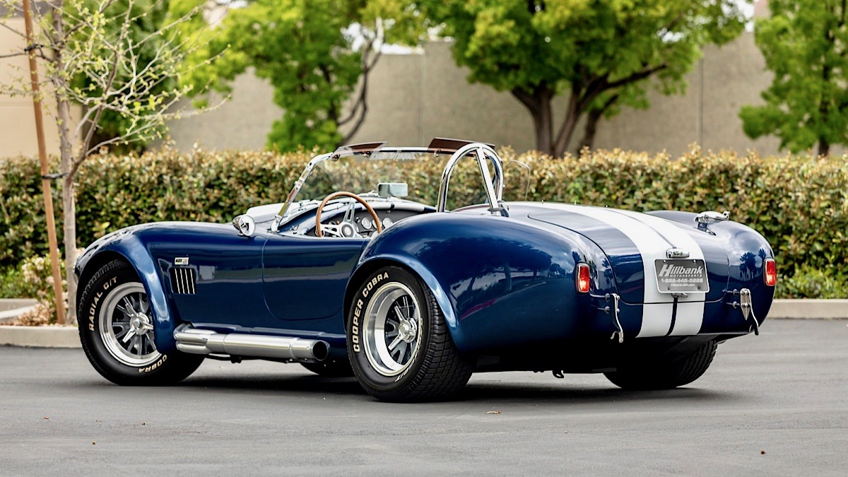 Shelby Experience Museum offers 'Ford v Ferrari' movie car raffle