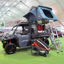 SEMA Seen: Gobs of gear for off-pavement exploration