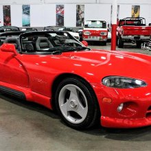 First-generation Dodge Viper recalls true David vs. Goliath story
