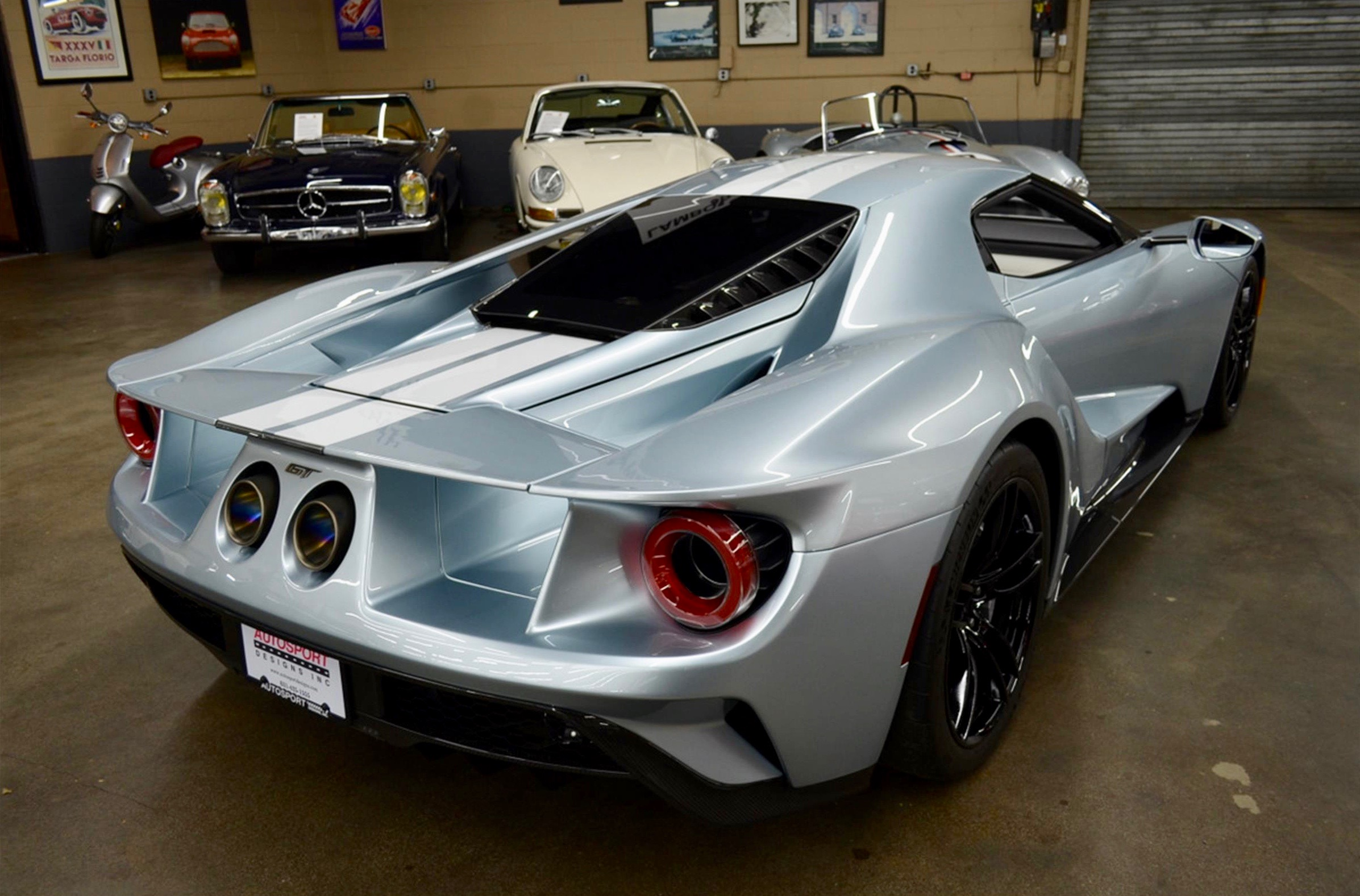 2017 Ford GT, Uniquely spec'd 2017 Ford GT is Pick of the Day, ClassicCars.com Journal