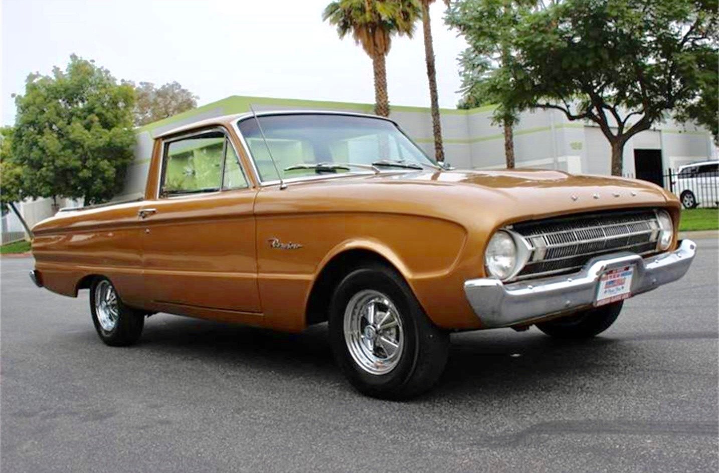 This Ranchero is back on the road after 30-year slumber