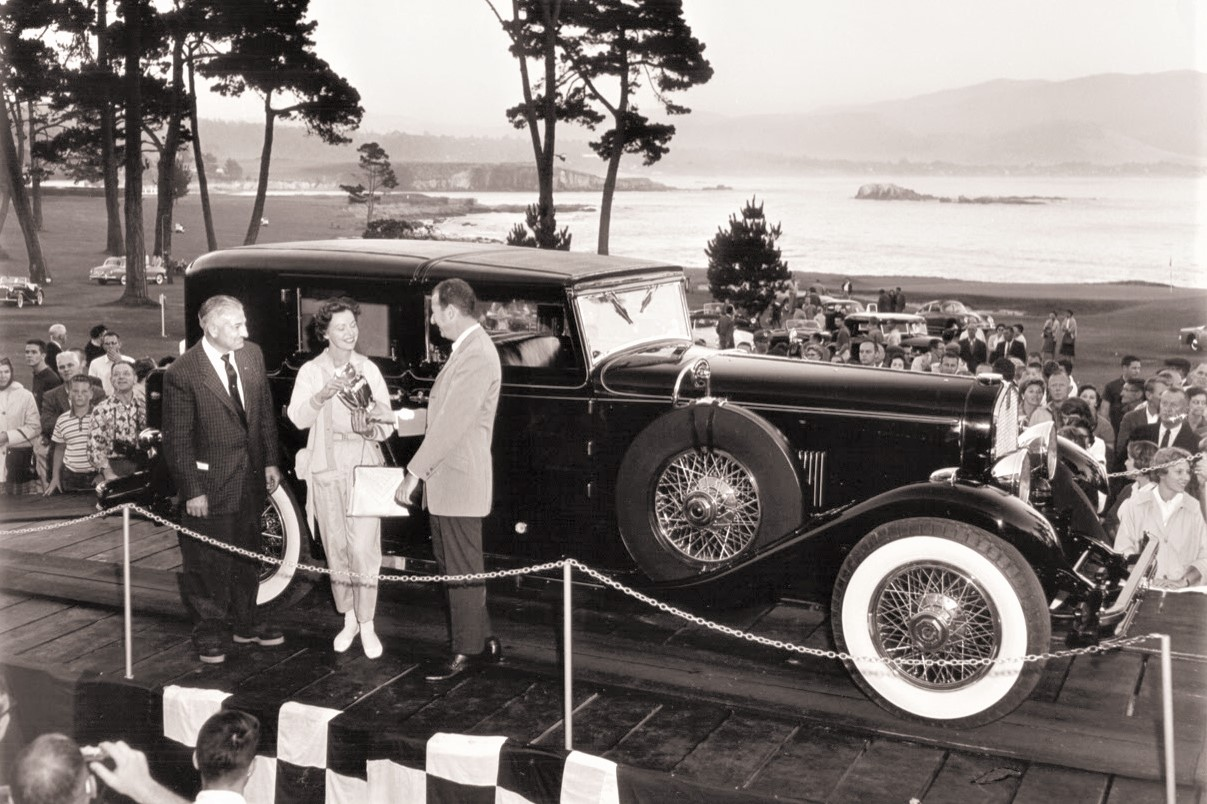 Past Best of Show winners to return for 70th anniversary Pebble Beach Concours