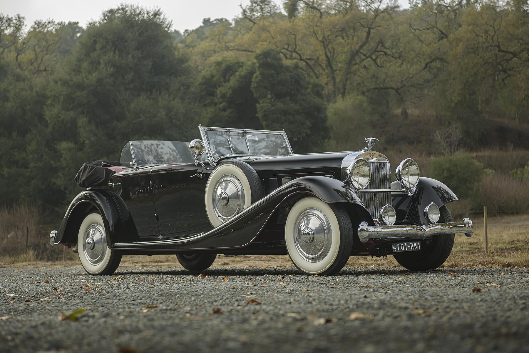 Gooding's, An elegant lineup of prewar classics at Gooding's 2020 Scottsdale sale, ClassicCars.com Journal