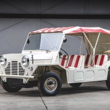 Mini Moke, Ford GT headline online-only auction