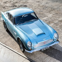 1961 Aston Martin DB4GT Lightweight tops Bonhams auction