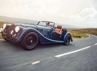 Morgan moving to aluminum chassis but keeping wood body framing