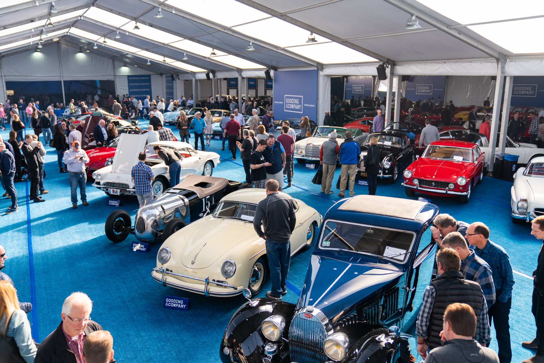 An elegant lineup of prewar classics at Gooding's 2020 Scottsdale sale