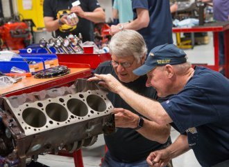 McPherson offers summer program in auto restoration