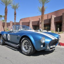 Shelby Cobra, GT500 Mustang top McCormick's auction