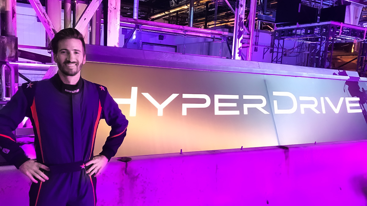 Top-3 'Hyperdrive' contestant heading to Arizona