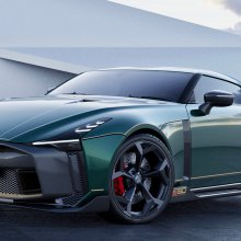 Limited-edition Nissan GT-R50 by Italdesign to be shown at Geneva