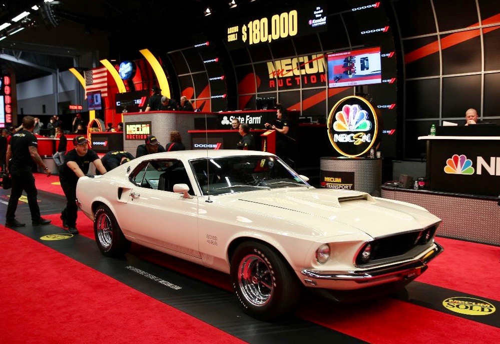 Mecum does $9 million at KC auction