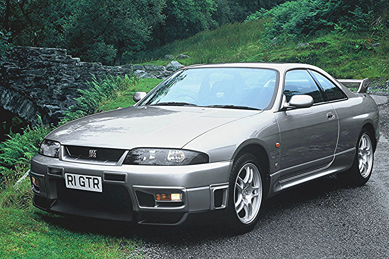 Godzilla's biography:  the 50-year history of the Nissan GT-R