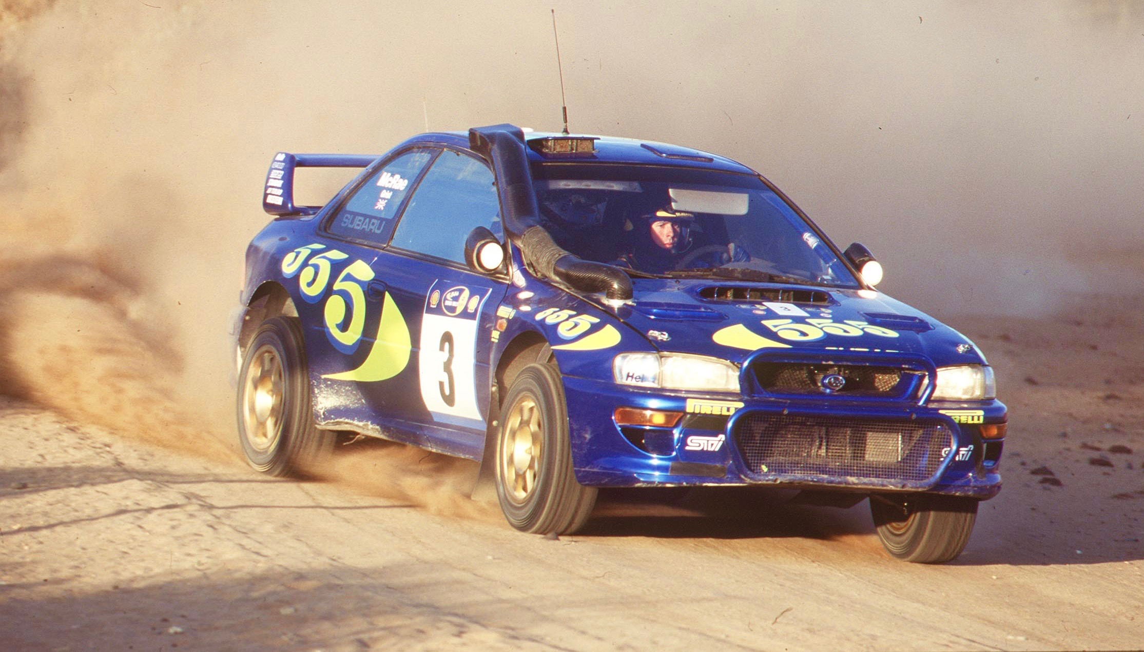 Prodrive launches race and rally restoration service