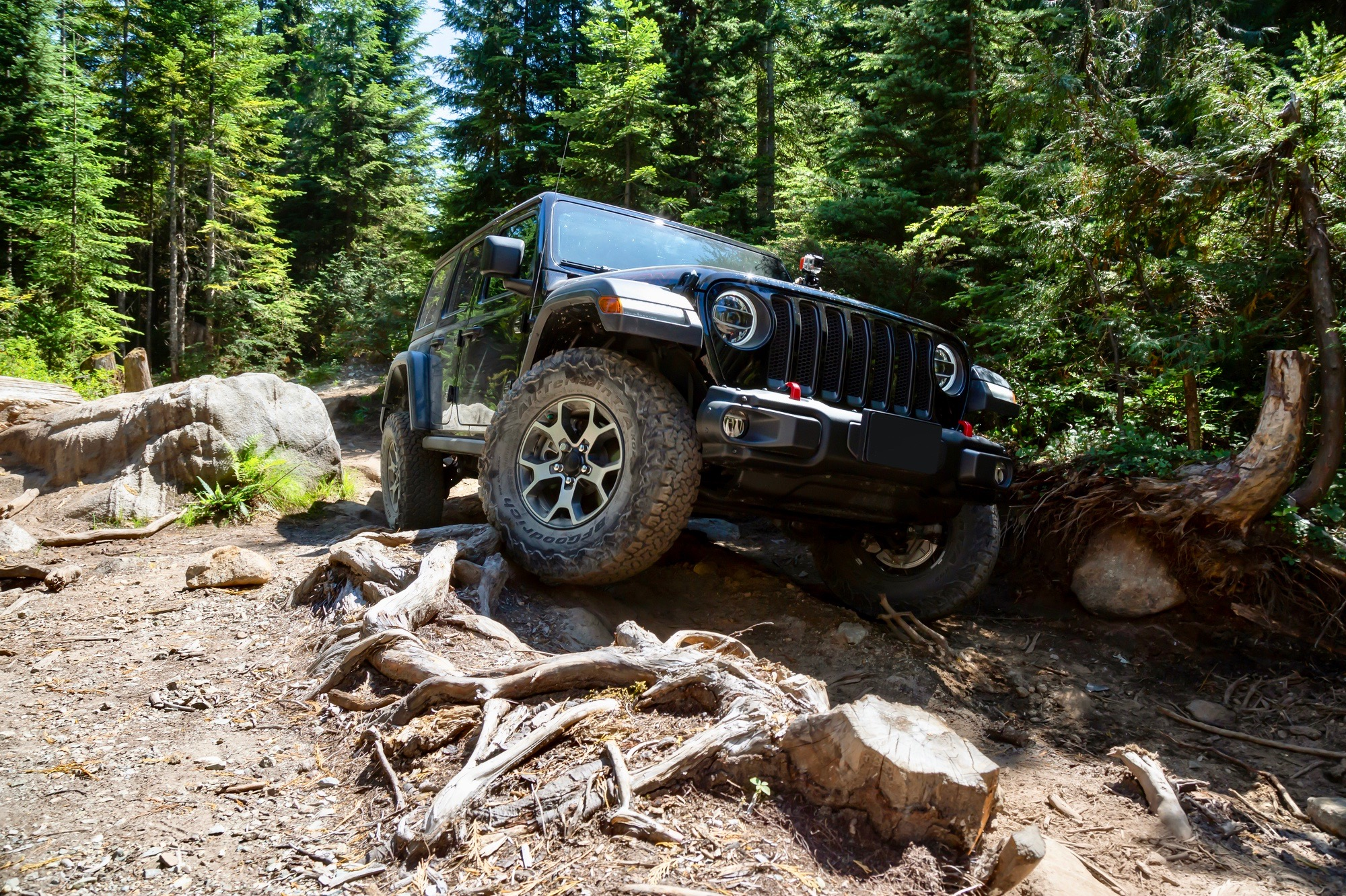 So you want to drive the Rubicon Trail
